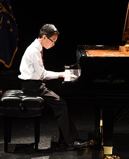 AAMF Carmel Klavier Isaac Qian