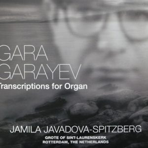 AAMF Gara Garayev CD Cover