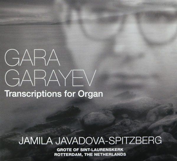 AAMF Gara Garayev CD Cover